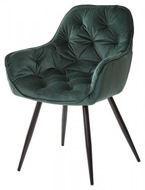 Кресло DC147-1 зеленое