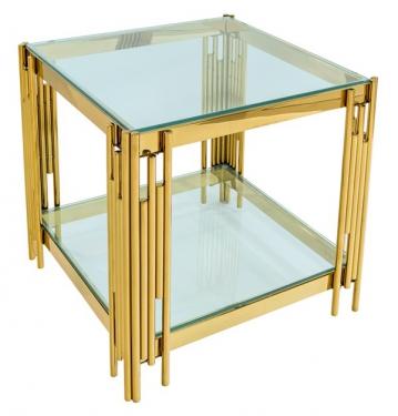 Журнальный столик Гэтсби золото