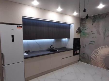 Кухонный гарнитур Софт латте