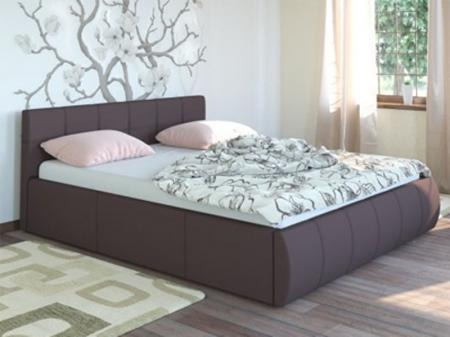 Кровать Афина шоколад