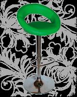Стул барный 5001 зеленый
