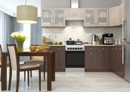 Кухонный гарнитур Дели 2 м