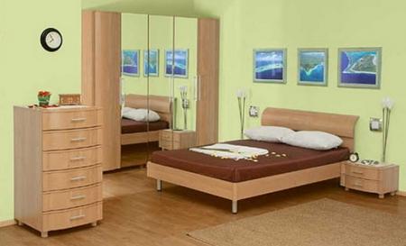 Спальня Дольче Нотте №9