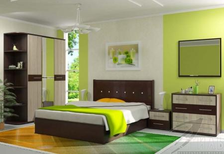 Мебель для спальни Луиза Композиция 2