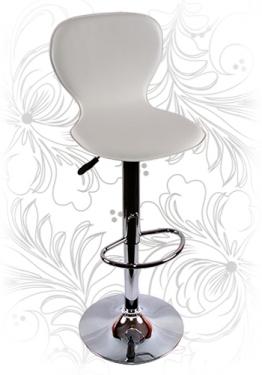 Барный стул 2640 белый